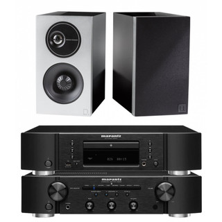 Marantz PM6007, CD6007 and Definitive Technology Demand 9 Bundle