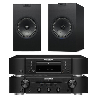 Marantz PM6007, CD6007 and KEF Q150 Bundle