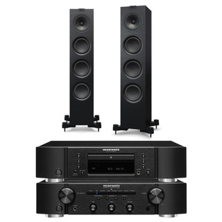 Marantz PM6007, CD6007 and KEF Q550 Bundle