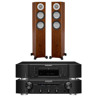 Marantz PM6007, CD6007 and Monitor Audio Silver 200 Bundle