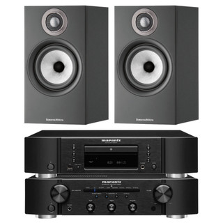 Marantz PM6007, CD6007 and Bowers & Wilkins 606 S2 Bundle