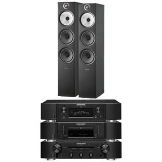 Marantz PM6007, CD6007, NA6006 and B&W 603 S2 Bundle