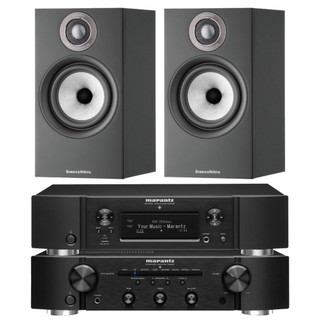 Marantz PM6007, NA6006 and Bowers & Wilkins 606 S2 Bundle