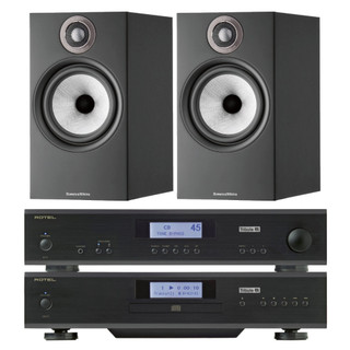 Rotel A11 & CD11 Tribute and Bowers & Wilkins 606 S2 Bundle