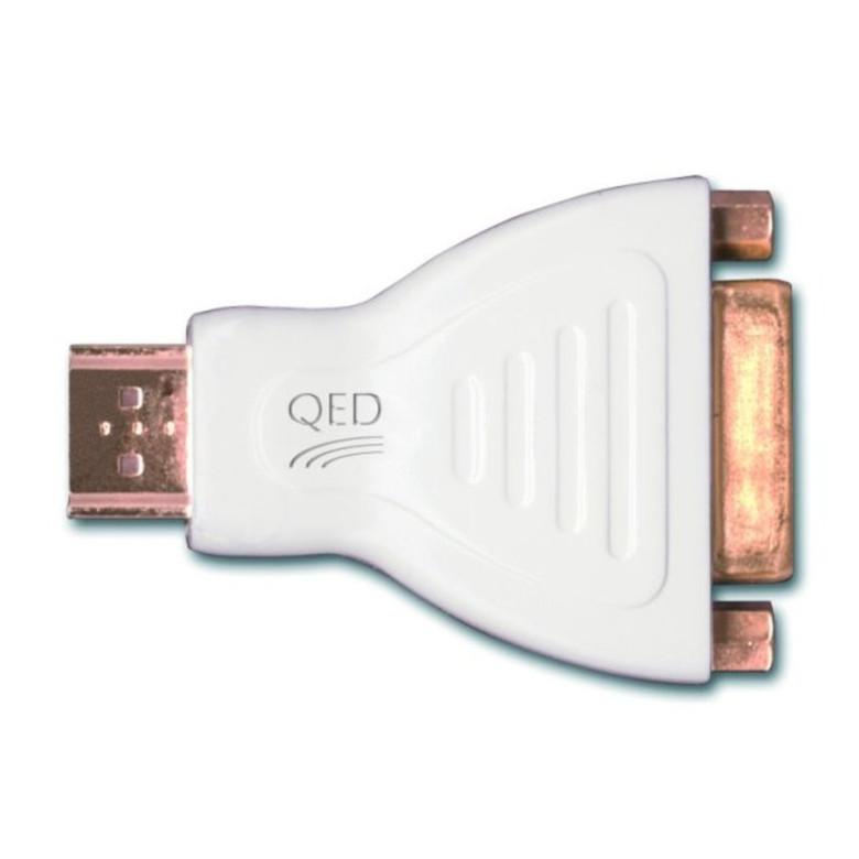 QED Qunex DVI - HDMI Adaptor