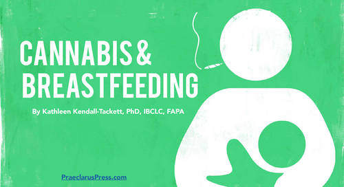 Cannabis and Breastfeeding by Kathleen Kendall-Tackett