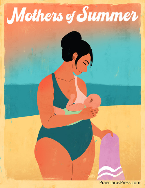 Free downloadable poster-Mothers of Summer 1