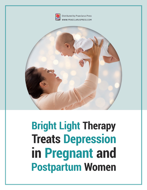 Bright Light Therapy Treats Depression in Pregnant and Postpartum Women