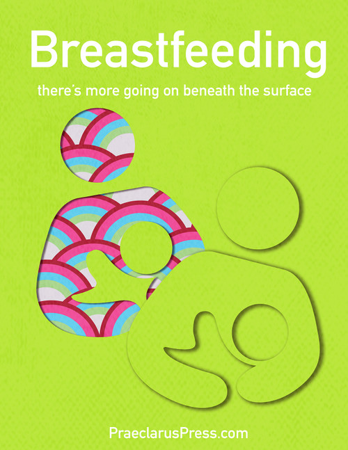 Free downloadable poster-Breastfeeding, under the surface