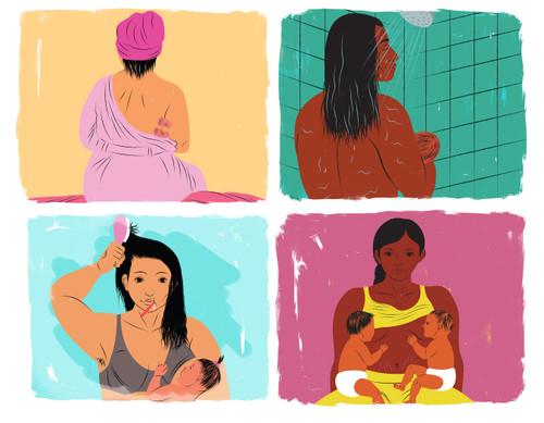 Breastfeeding bundle August 2021