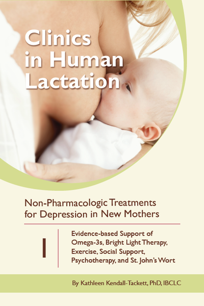 Clinics in Human Lactation: Non-Pharmacologic Treatments for Depression in New Mothers