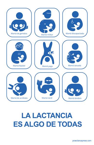 Breastfeeding: It takes all kinds(spanish)