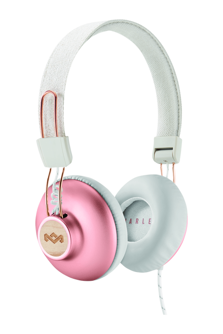 Copper | Positive Vibration 2 On-Ear Headphones - The House of Marley UK