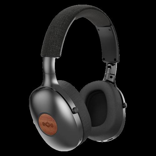 Black | Positive Vibration XL Over-ear Bluetooth Headphones