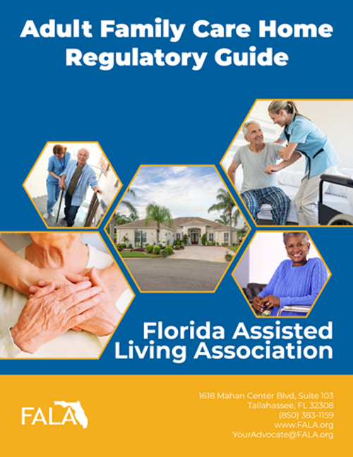 Adult Family Care Home Guidebook