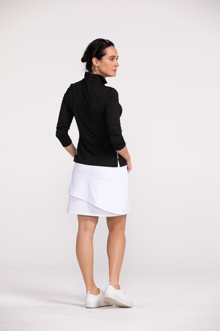 Wrap It Up Golf Skort - White