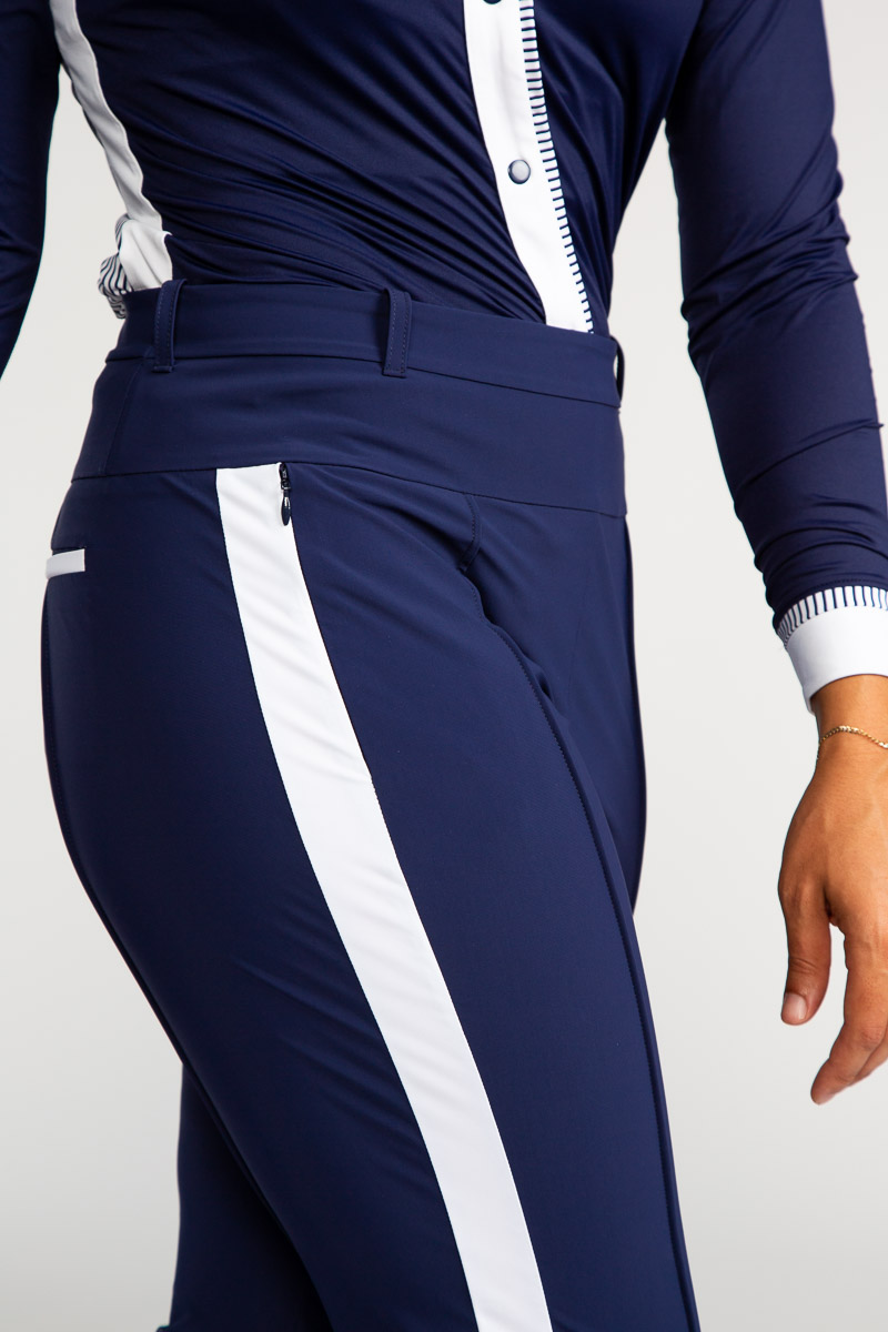 Tuck it in Golf Trouser Pant - Navy
