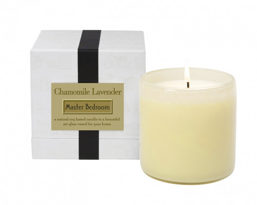 LAFCO Chamomile Lavender/ Master Bedroom House & Home Glass Candle
