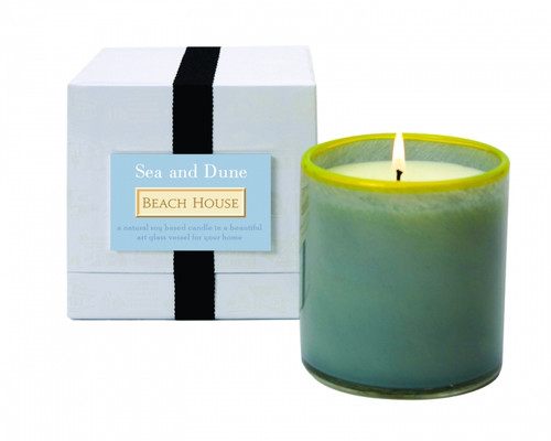 LAFCO Sea & Dune/ Beach House & Home 15.5oz Glass Candle