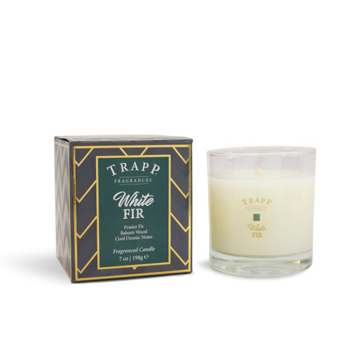 Trapp Fragrances Seasonal Collection White Fir Large Candle