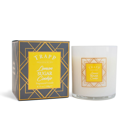 Trapp Fragrances Seasonal Lemon Sugar Cookie Candle