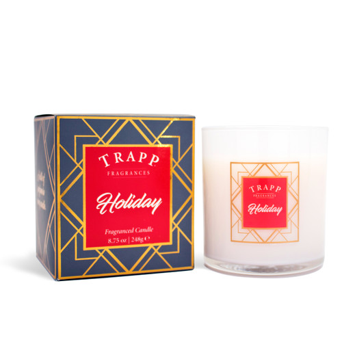 Trapp Fragrances Seasonal Holiday Candle