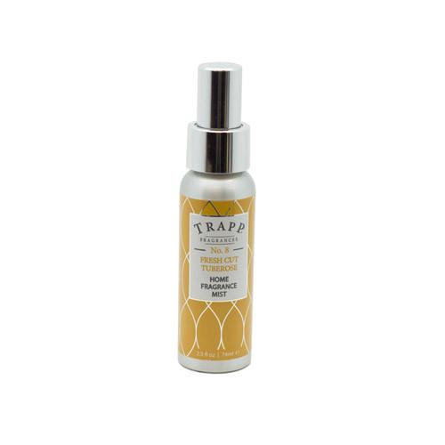 Trapp No. 8 Fresh Cut Tuberose - 2.5 oz. Home Fragrance Mist