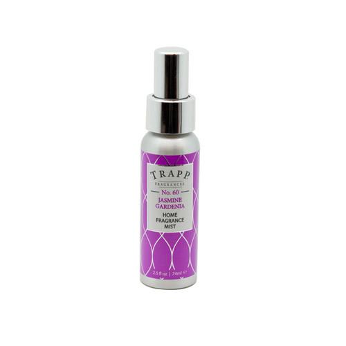 Trapp No. 60 Jasmine Gardenia - 2.5 oz. Home Fragrance Mist