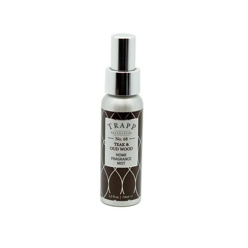Trapp No. 68 Teak & Oud Wood - 2.5 oz. Home Fragrance Mist