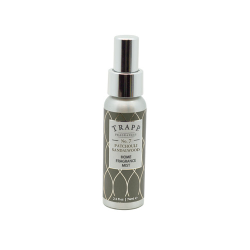 Trapp No. 7 Patchouli Sandalwood - 2.5 oz. Home Fragrance Mist