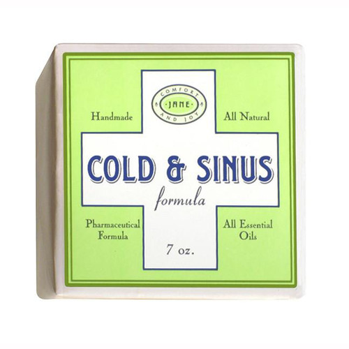 Jane Effervescent Cube Cold & Sinus