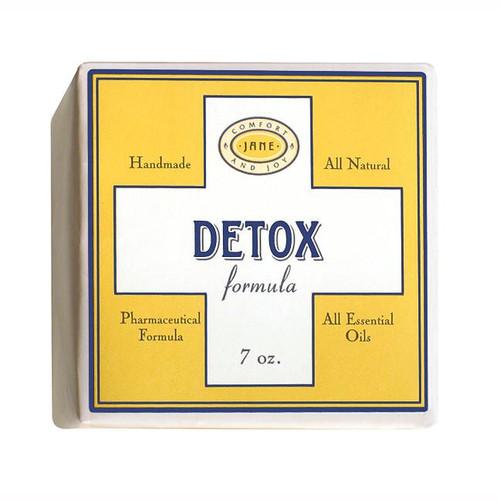 Jane Effervescent Cube Detox
