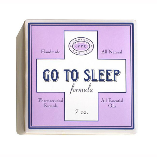 Jane Effervescent Cube Go To Sleep