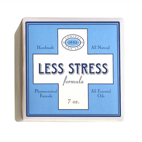 Jane Effervescent Cube Less Stress