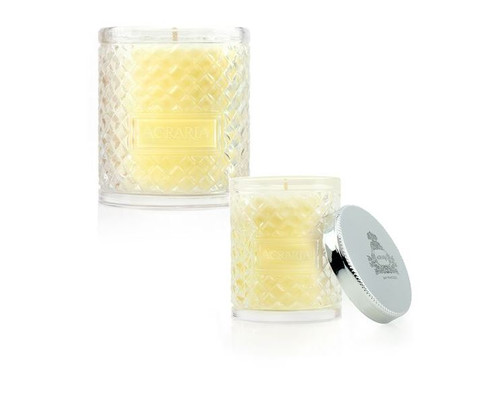 Agraria Scented Crystal Candle Duo Bitter Orange