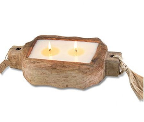 Himalayan Trading Post 24 oz Driftwood Tray Ginger Patchouli