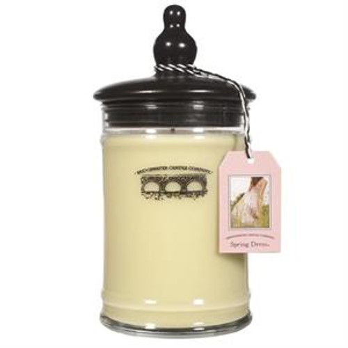 Bridgewater Candle Company Spring Dress Small Glass Jar Candle