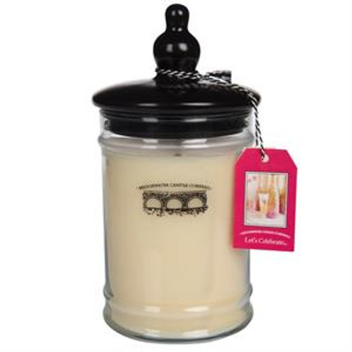 Bridgewater Candle Company Let's Celebrate Small Glass Jar Candle