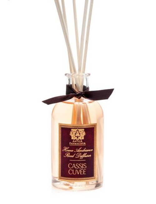 Antica Farmacista Cassis Cuvée Home Ambience Reed Diffuser - 100 ml.