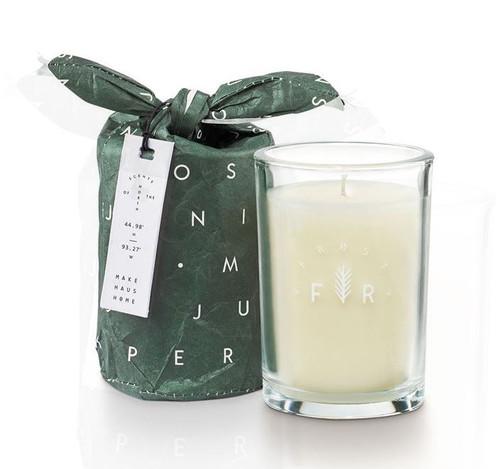 Illume Juniper Moss Frost & Fir Bundled Glass
