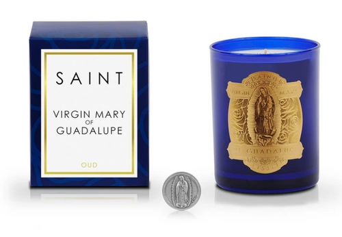 Saint Candles - Virgin Mary of Guadalupe • Special Edition