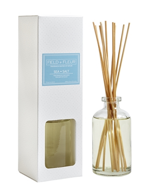 Hillhouse Naturals Sea Salt diffuser Reed Diffuser