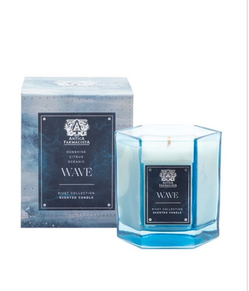 Antica Farmacista Wave Candle 9oz
