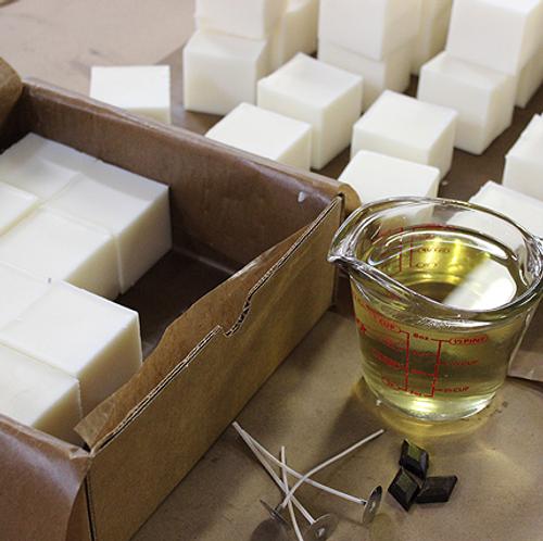 Himalayan Trading Post - 32 oz Candle Making Kit - Orange Grove