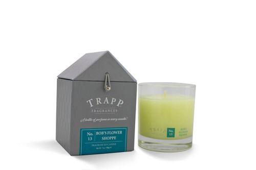 No. 13 Trapp Candles Bob's Flower Shoppe - 7oz Candle