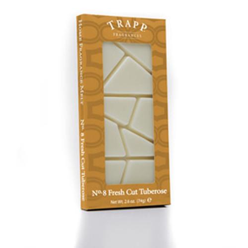 No. 8 Trapp Fresh Cut Tuberose - 2.6 oz. Home Fragrance Melts