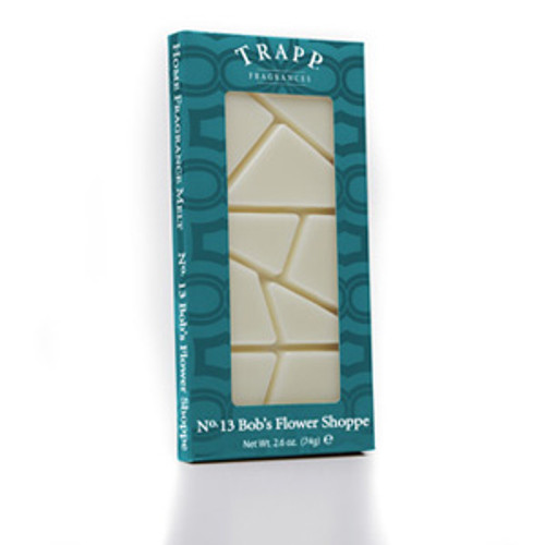 No. 13 Trapp Bob's Flower Shoppe - 2.6 oz. Home Fragrance Melts