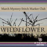 March Mystery Stitch Marker Club