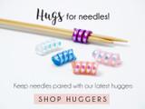 New Shimmer Needle Huggers