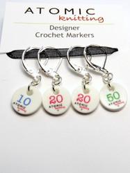 Instructional Stitch Marker